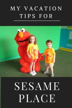 Sesame Place Vacation Tips