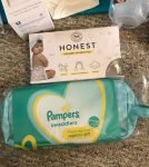 Amazon Free Baby Samples Box