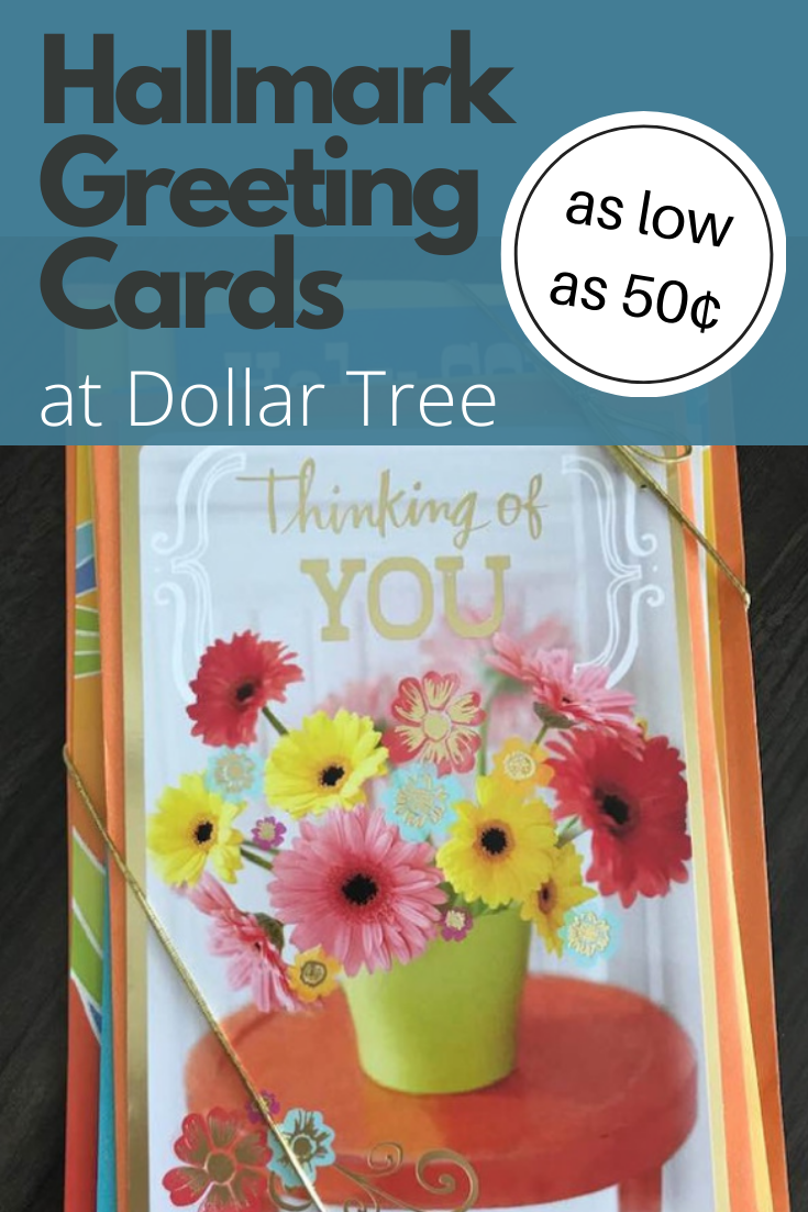 Dollar Tree Hallmark Greeting Cards Review