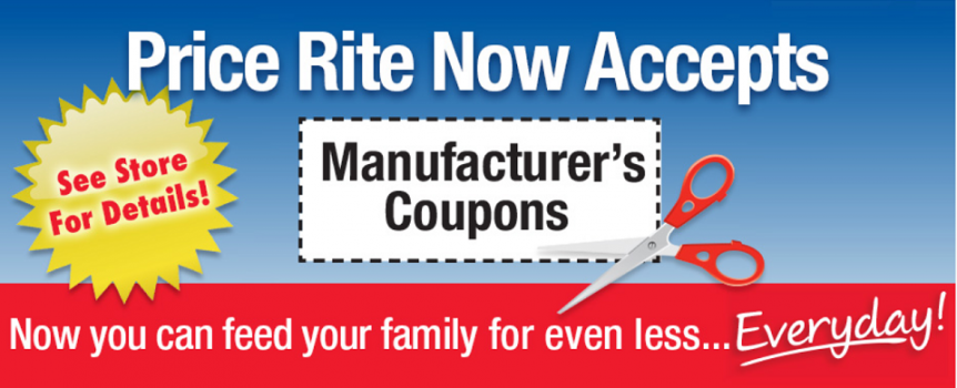 Price Rite Coupon Policy