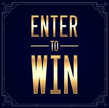 Enter to win sweepstakes gold