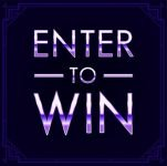 Enter to win sweepstakes purple