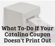 Catalina Coupon Machine