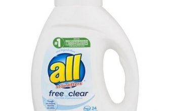 all laundry detergent screenshot