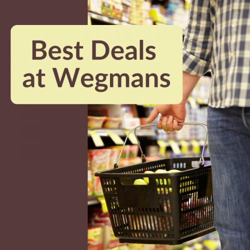 Best Deals at Wegmans