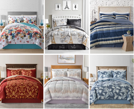 Macys 8 piece bedding sets