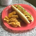 bunny dogs slow cooked carrot hot dogs