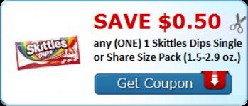 skittles dips coupon