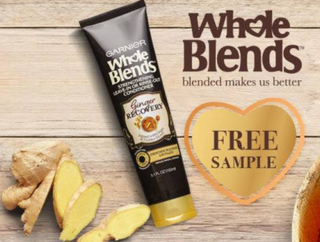 whole blends free sample