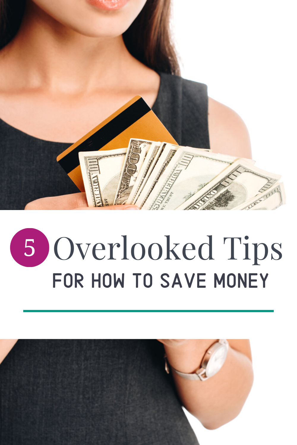 If you are looking for additional ways for how to save money, here are five often overlooked tips.