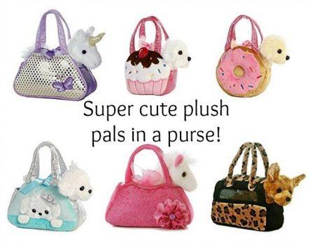 Aurora Plush Pets in a Purse