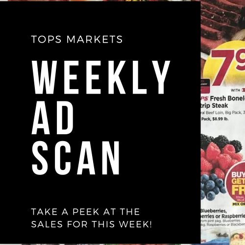 Current Tops Weekly Ad scan