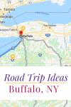Road Trip Ideas Buffalo NY