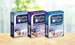 breathe right sample