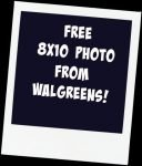 free 8x10 photo print walgreens