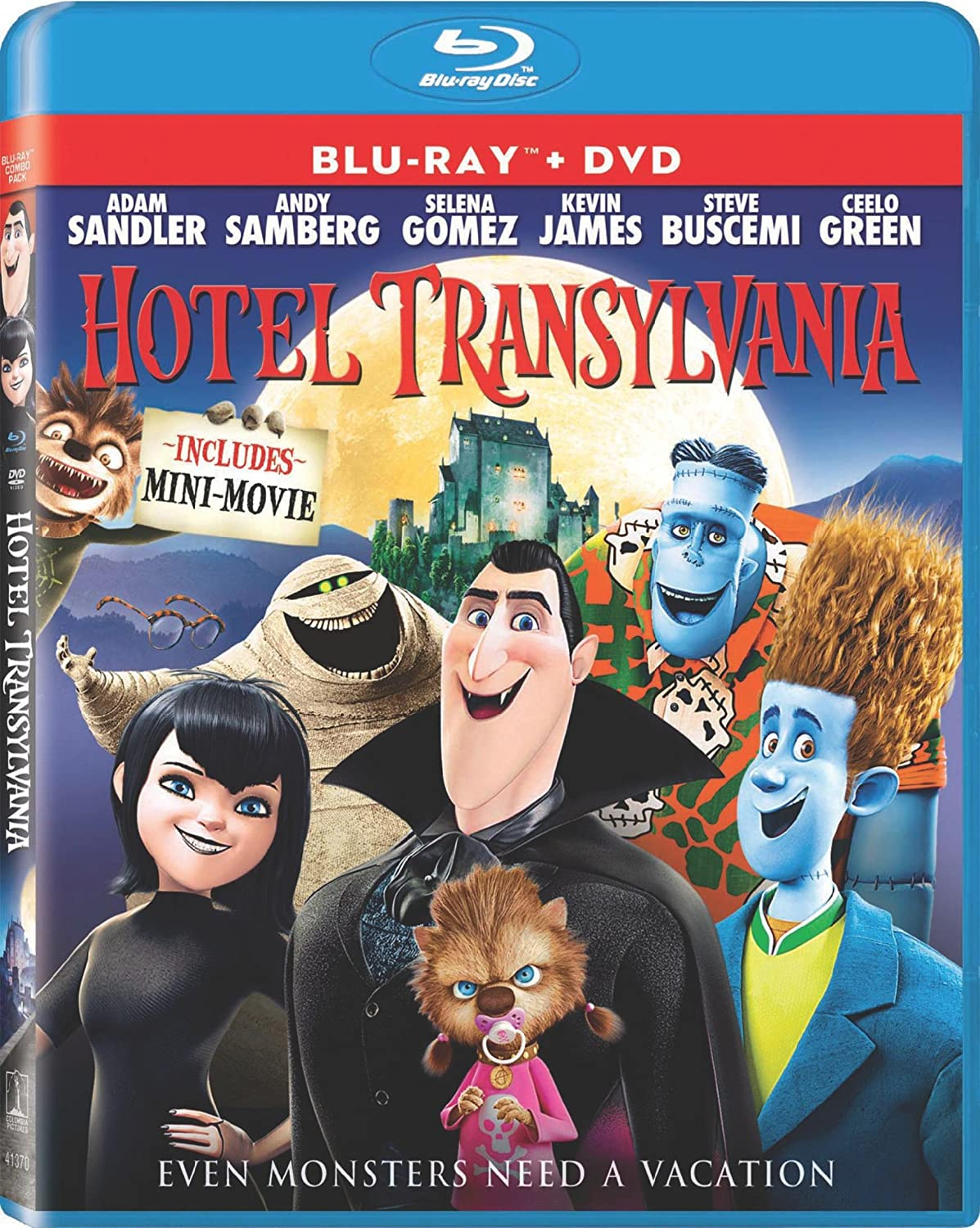 Hotel Transylvania Collection - Posters — The Movie