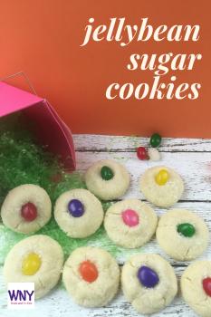Jellybean Sugar Cookies Recipe