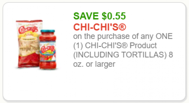 chi chis product coupon