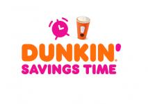 dunkin savings time