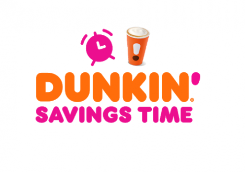 dunkin savings time