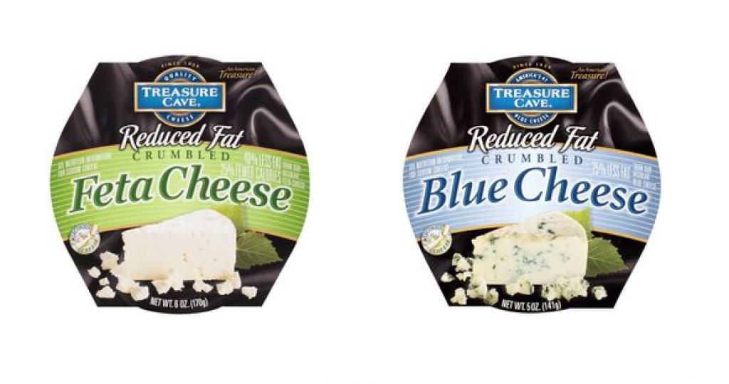 Treasure Cave Crumbled Cheese 1 Each At Tops With Coupon Wny Deals And To Dos