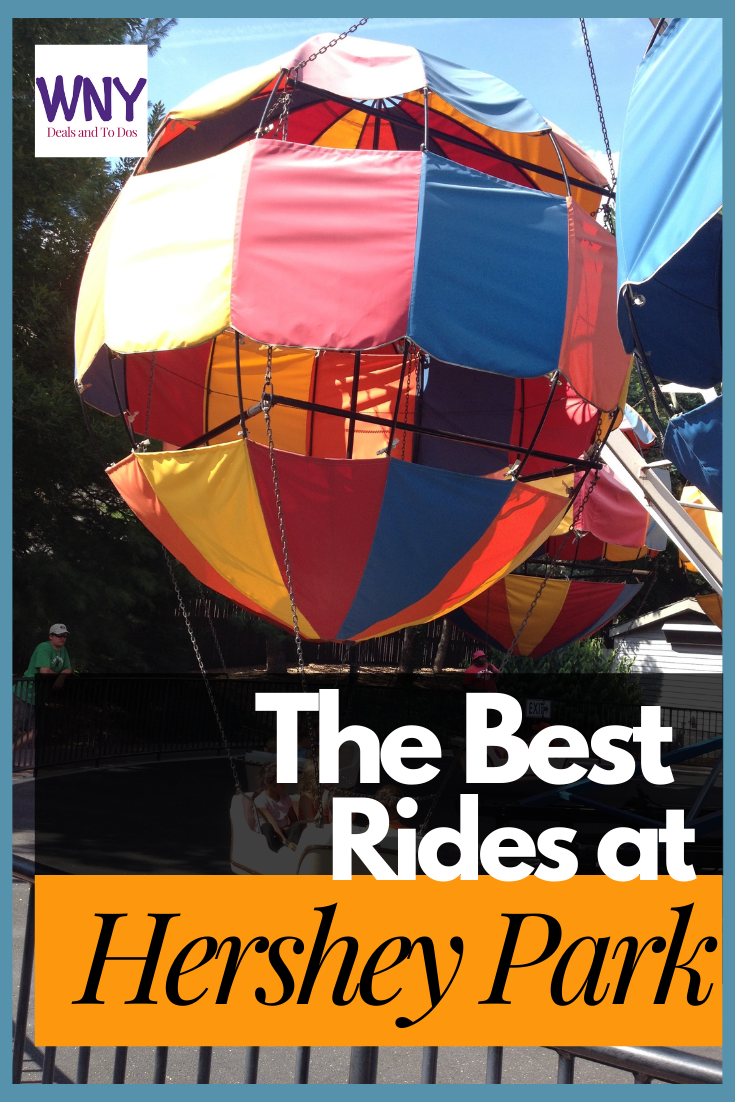 One of the best parts of Hershey Park is the rides. There are so many to choose from that there is sure to be something for everyone. Let's take a look at the categories and some of the best rides to enjoy.