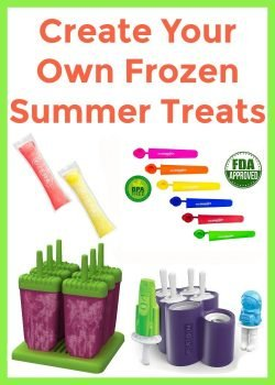 Popsicles are a favorite summer past-time for many of us. Not only is making your own frozen treats so easy, but it is also a fun way to have your kids make something tasty that they can enjoy in a few hours. My children enjoy making fresh fruit popsicles throughout the summer season.