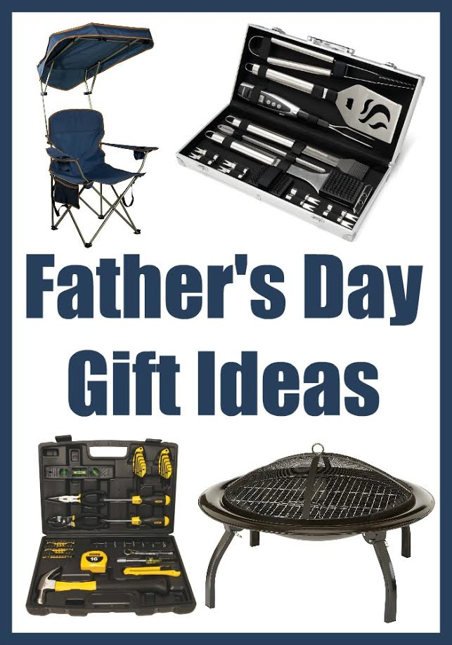 If you are looking for some gift ideas for dad, here are some of my favorites to give for Father's Day!