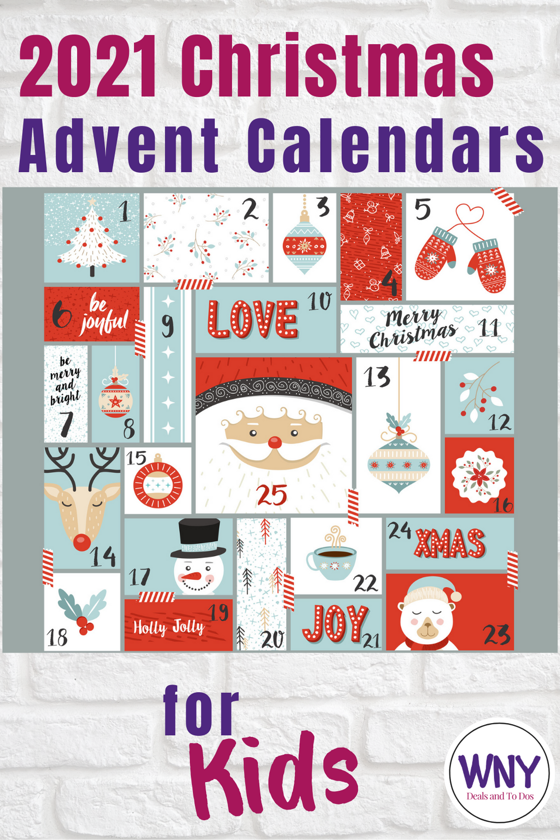 Check out this list of 2021 advent calendars for toddlers and kids including Matchbox, Lego, Minecraft, Paw Patrol, and more!  #advent #adventcalendar #adventcalendars #Christmas #Christmas2021 #tradition