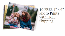 10 Completely FREE Snapfish Photo Prints