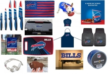Buffalo Bills Merch-21 Items To Show You Are A #1 Fan