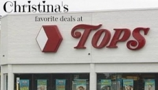 Tops Dollar Doubler Week:  Christina's Favorite Deals