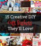 15 Creative DIY Gift Baskets That They'll Love!