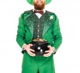 Do you think we'll trap a Leprechaun?!