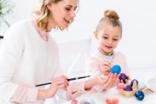 23 Easter Egg Decorating Ideas