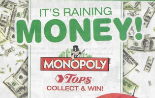 Tops Markets:  Monopoly Returns in 2014!