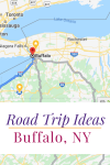 Road Trip Ideas from Buffalo, NY