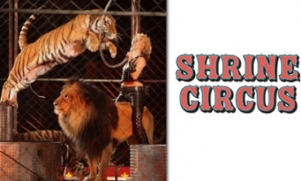 Shrine Circus Family 4-pack for just $30 (Hamburg NY)