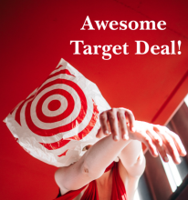 Target:  Save 10% on Gift Card Purchases (thru 12/6 only!)