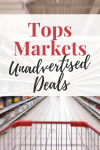 Tops Markets Unadvertised Deals (Video Matchups)