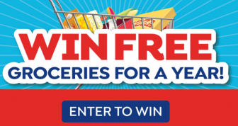 Save A Lot FREE Groceries For A Year Sweepstakes