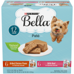 Bella Wet Dog Food Deal at Walmart