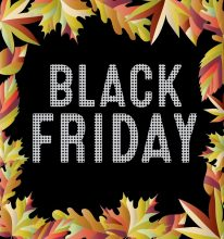 Black Friday Deals Around Town and Online