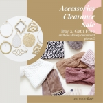 Cents of Style Accessories Clearance Sale Buy 2 Get 1 + Free Shipping!