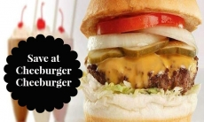 Cheeburger Cheeburger:  Save $10 on dining with daily deal voucher