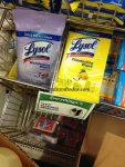 $0.50 Lysol Products at Dollar Tree with coupon