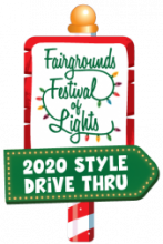Hamburg Fairgrounds:  2020 Festival of Lights Hours