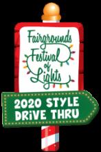 Hamburg Fairgrounds:  2020 Festival of Lights Hours