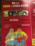 KFR Feeding Reading Program Earn Up To 10 FREE Kids Books