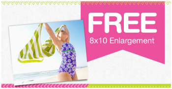Walgreens FREE 8×10 Photo Print with In-Store Pickup